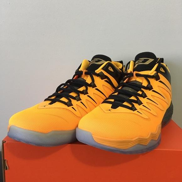 670e9e46d44c11 Jordan Other - Nike Jordan CP3 IX basketball SZ 12 Yellow Dragon